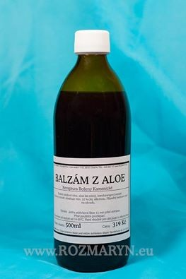 Balzám z Aloe 500ml